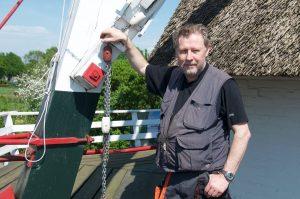 Bob Duste 10 jaar molenaar_