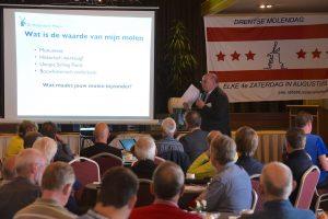 Leo Endedijk, directeur Hollandsche Molen