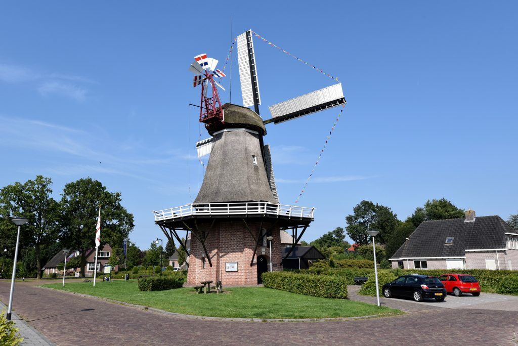 Molen Sterrenberg in Nijeveen