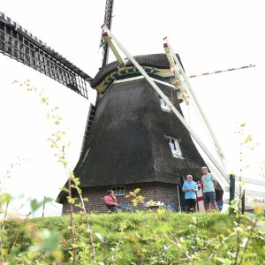 Drentse molendag 2017 Jantina Helling