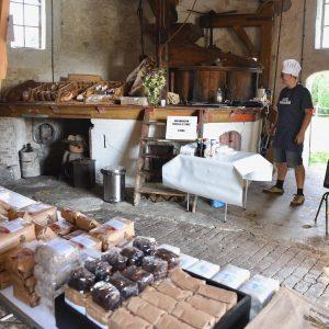 Drentse molendag 2017 de Arend bakkerswinkel
