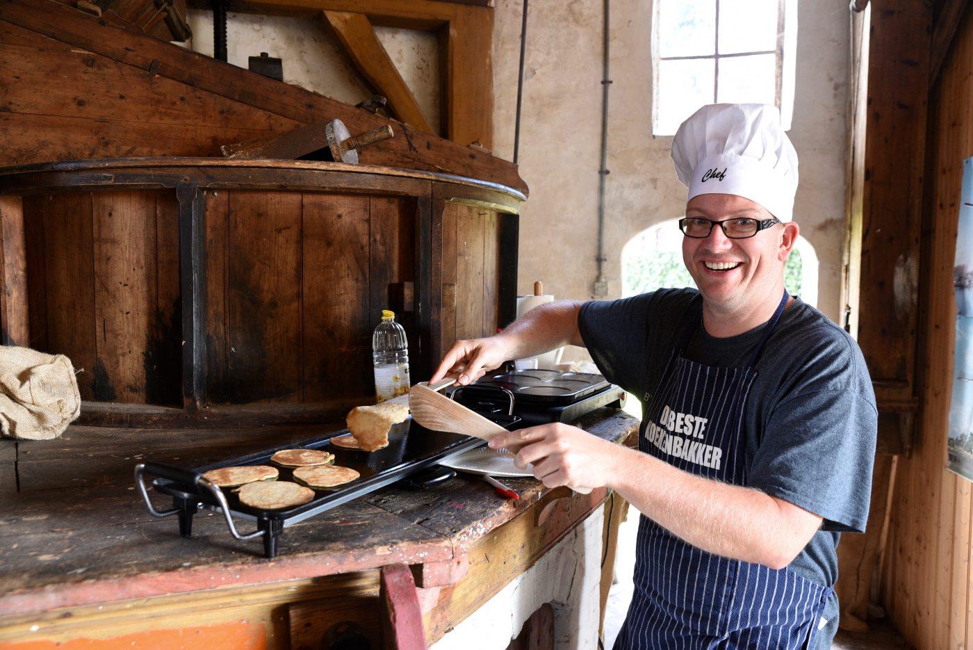 Drentse molendag 2017 koekenbakker
