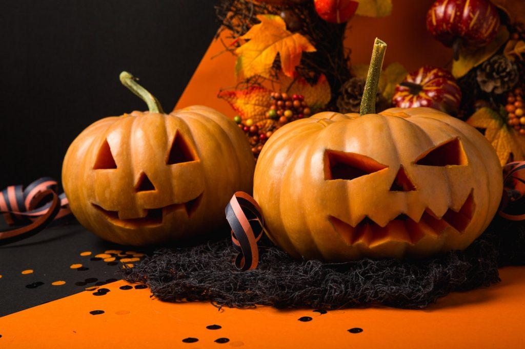 Halloween bij Molen Hazewind Gieten