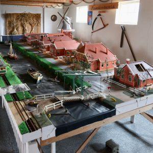 Eindejaar Grenszicht museum