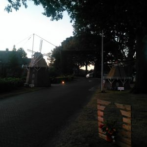 De noordwijk in Dalen