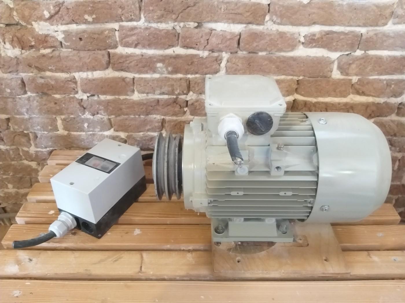 elektromotor Zwaluw Hoogeveen