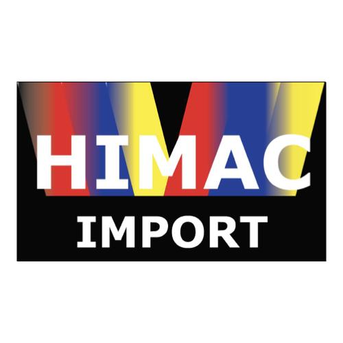 logo Himac import