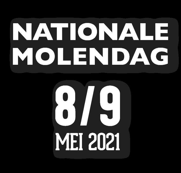 Nationale molendag 8 en 9 mei